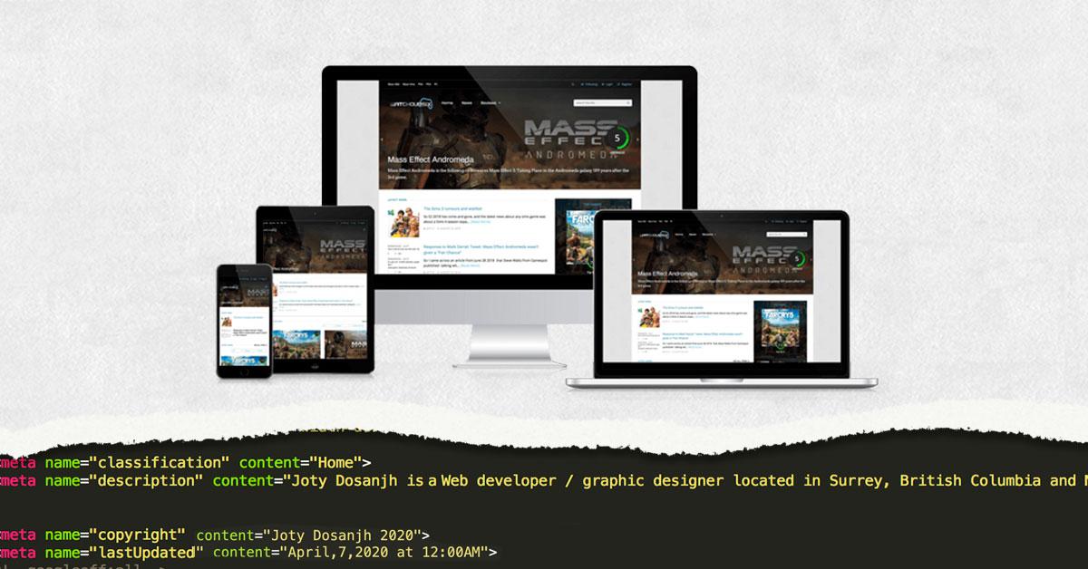 Joty Dosanjh Web Development Bcit New Media